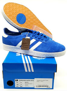 768bd48666 Adidas MUNCHEN SUPER SPZL B41812 SHOES Spezial Royal Blue Size 9.5 ...