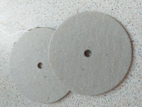 2 x 90 mm Cartone a mano i dischi per giunti di Teddy