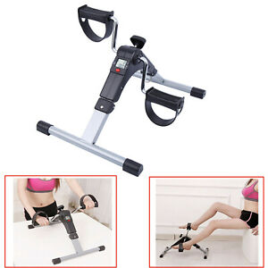 Foldable-Pedal-Exercise-Machine-Cycle-Fitness-Digital-Leg-Arm-Exerciser-Bike