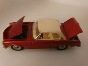 DINKY-TOYS-516-MERCEDES-BENZ-230-SL-Made-in-France-1965