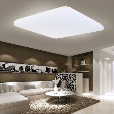 24W LED Kaltweiß Deckenleuchte Deckenlampe Wohnzimmer Flurleuchte Küchen Lampe