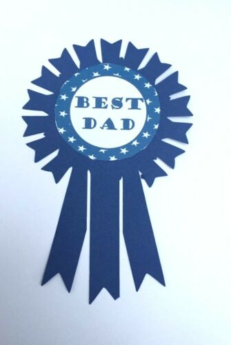 Father/'s Day Rosetta Blue Gift Tags Pack of 2