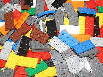 Plate Plaque 2x4 4x2 3020 Choose Color /& Quantity Lego