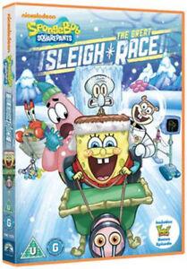 Spongebob-The-Great-Slitta-Gara-DVD-Nuovo-DVD-PHE1578