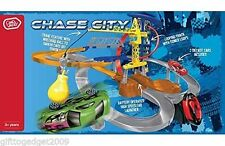 Chad Valley Chase City Playset Includes 2 Die-Cast Cars New & Sealed