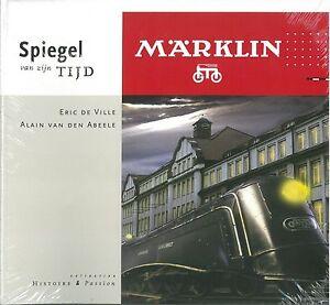 Buch MÄrklin Spiegel Van Zijn Tijd Van Deville/abeele Niederländisch Neu+ovp Feine Verarbeitung