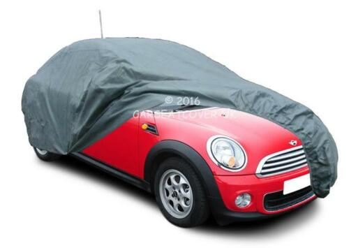 Cubierta de Coche Premium Resistente al Agua Transpirable Fiat Punto Cabriolet 94-99