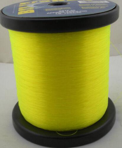 11451 Sea Striker SS1F-15 1Lb Billfisher Fluorescent Yellow Mono Line 15Lb