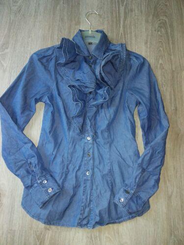 Tg Camicia Maniche Jeans 38 Lunghe twwgqr
