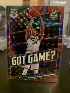 2019-20-Panini-Mosaic-Giannis-Antetokounmpo-Got-Game-Blue-Reactive-99-Bucks