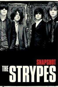THE-STRYPES-SNAPSHOT-24x36-MUSIC-POSTER-Ross-Farrelly-Josh-McClorey-Stripes