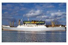 rp11182 - Port Line Cargo Ship - Port Melbourne , built 1955 - photo 6x4
