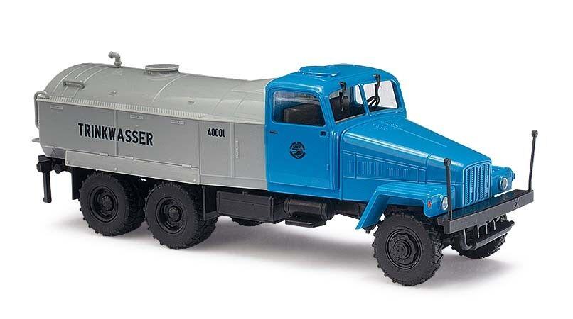 Busch 51551 Ifa G5 ´56, Tanker, Drinking Water 1 1 1 87 (H0) fea189