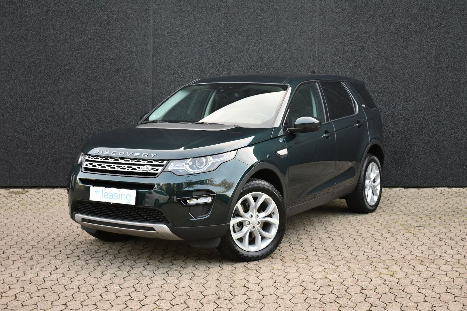 Land Rover Discovery Sport 2,0 TD4 180 HSE aut. 5d