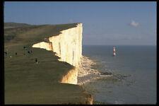 486088 Beachy Head Lighthouse Sussex England A4 Photo Print