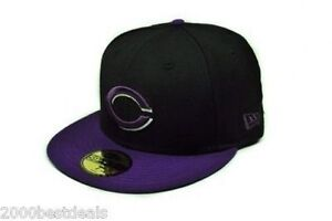 size 40 f7332 ee675 Image is loading New-Era-59Fifty-Cap-MLB-Cincinnati-Reds-Throwback-