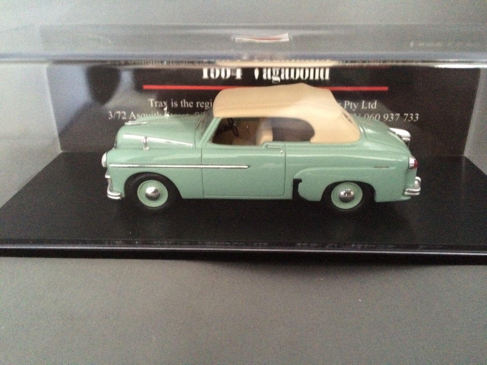 1 43  TRAX TRR37B 1954 Vagabond   Green