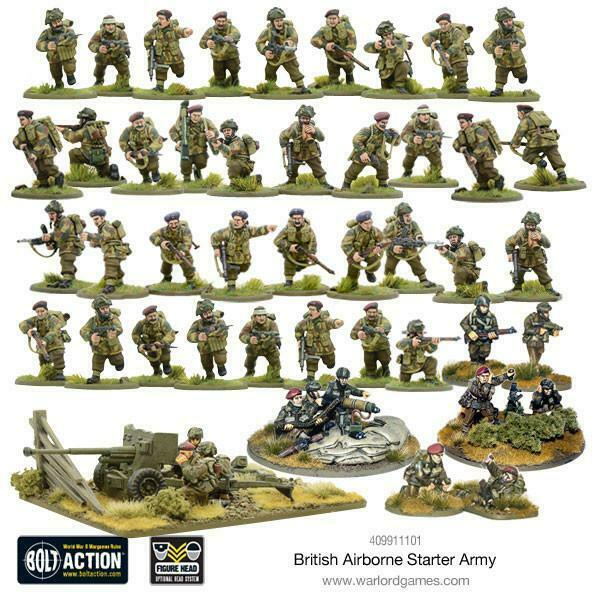 Warlord Games German Heer Pioneer Panzerschrek flame thrower sniper teams