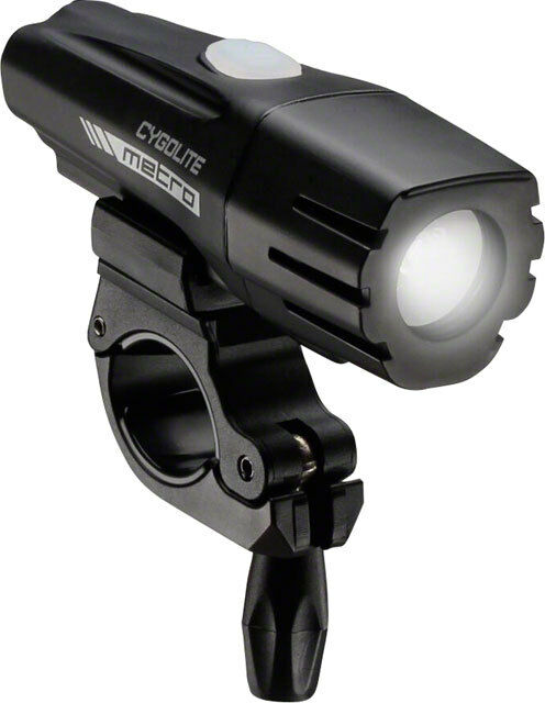 CygoLite Metro 850 Lumen USB Rechargeable Bicycle Bike Cycling Headlight Light