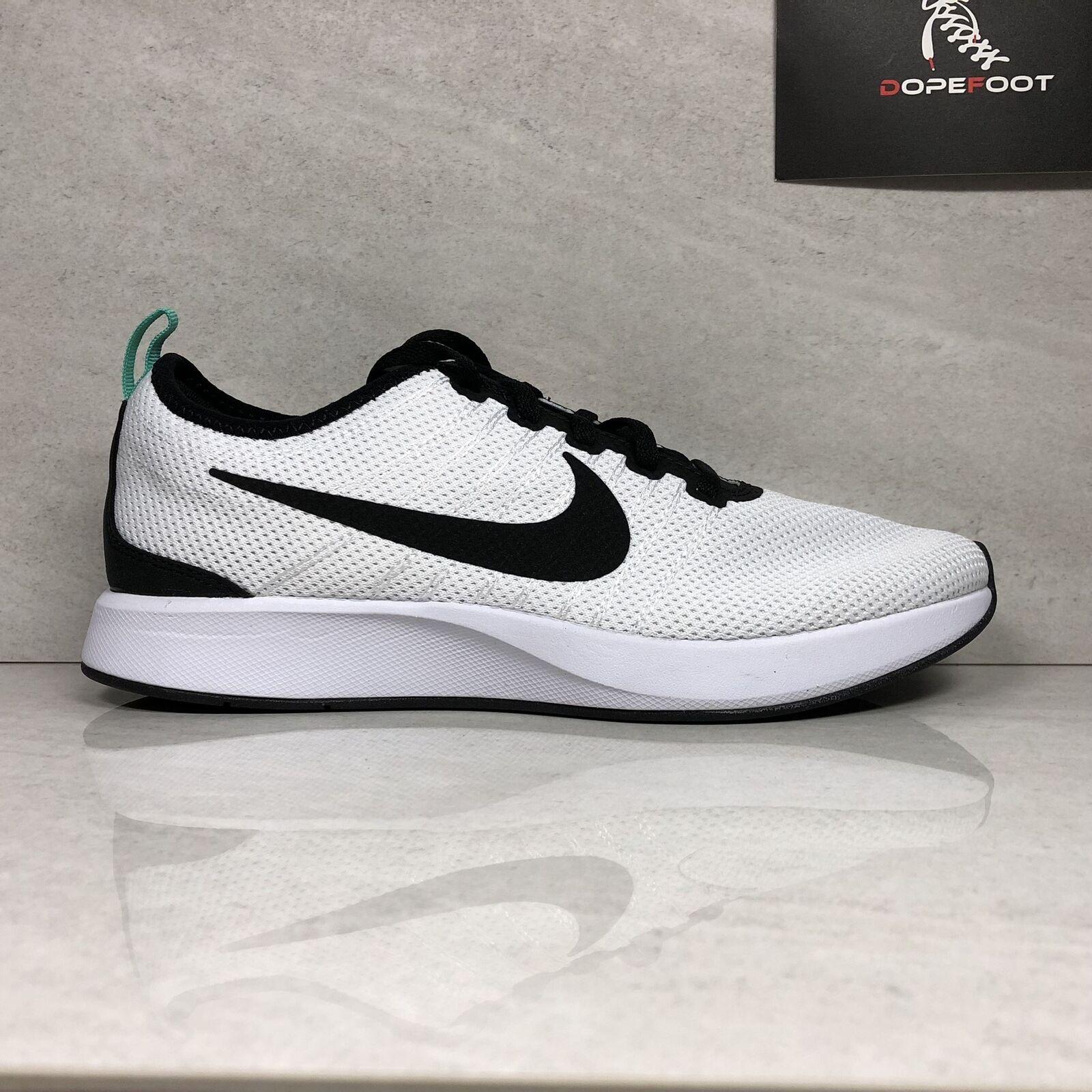 DS Nike Dualtone Racer 918227 Size 8.5/Size 11.5 White/Black 918227 Racer 100 157e53