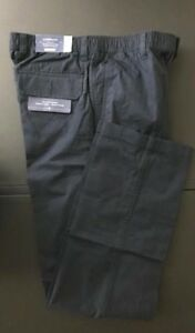 Croft-amp-Barrow-Comfort-Waist-Lightweight-Pants-Color-Eclipse-Blue-Many-Sizes-NWT