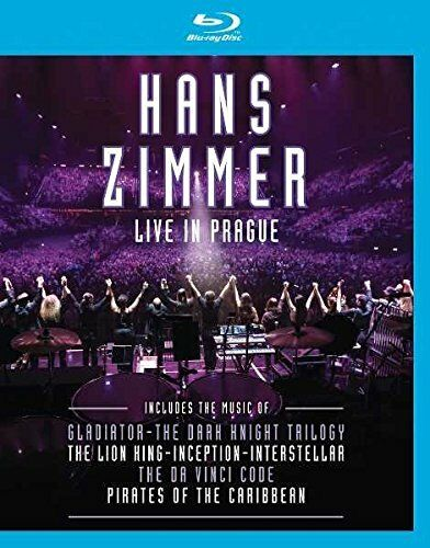 Live in Prague [Blu-Ray] [DVD][Region 2]