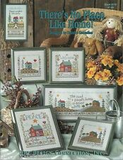 There's No Place Like Home! Design Connection #115 Cross Stitch Patterns NEW