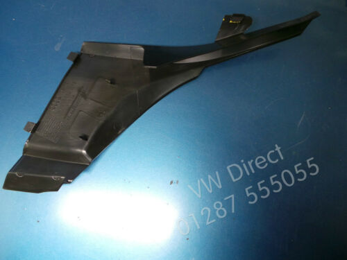 Genuine Audi MK2 TT TTS TTRS 8J Right Front Headlight Headlamp Top Cover Trim
