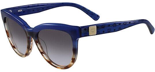 Kensie Caia Women/'s Red Blue Floral Cat-Eye Sunglasses w// Gradient Lens CAIARD00