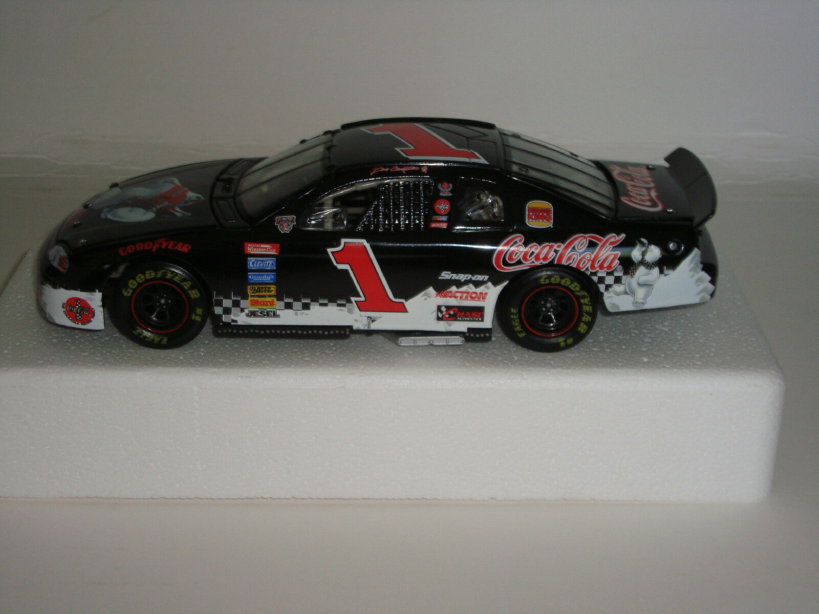 ACTION PLATINUM SERIES1998 DALE EARNHARDT JR 1 24
