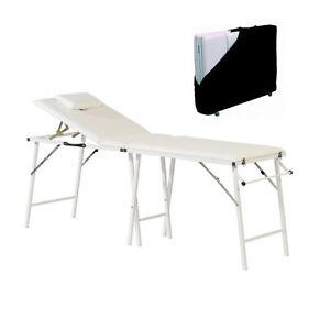 Comair relax lettino portatile pieghevole con borsa da for Lettino estetista portatile