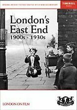 London's East End - 1900s-1930s (DVD, 2012) New