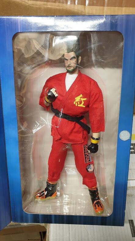 Tekken 4 Paul Phoenix 12 Inch Action Figure Brand In Box