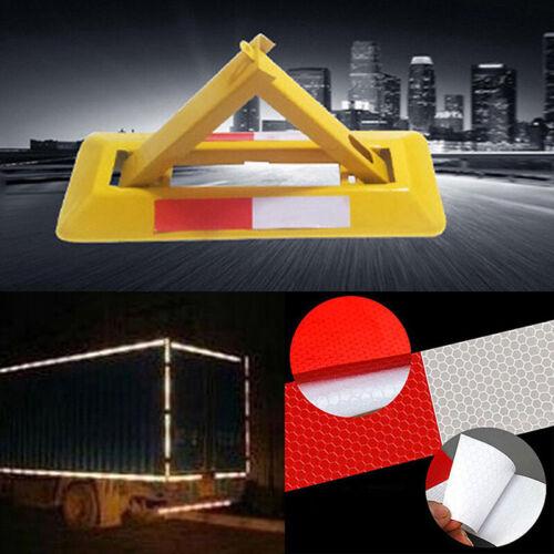 5//20PC Car Truck Reflective Safety Tape Warning Night Light Reflector StiODUNIU