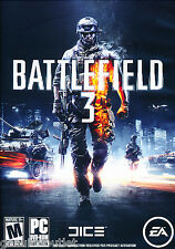 Battlefield 3 for PC BRAND NEW