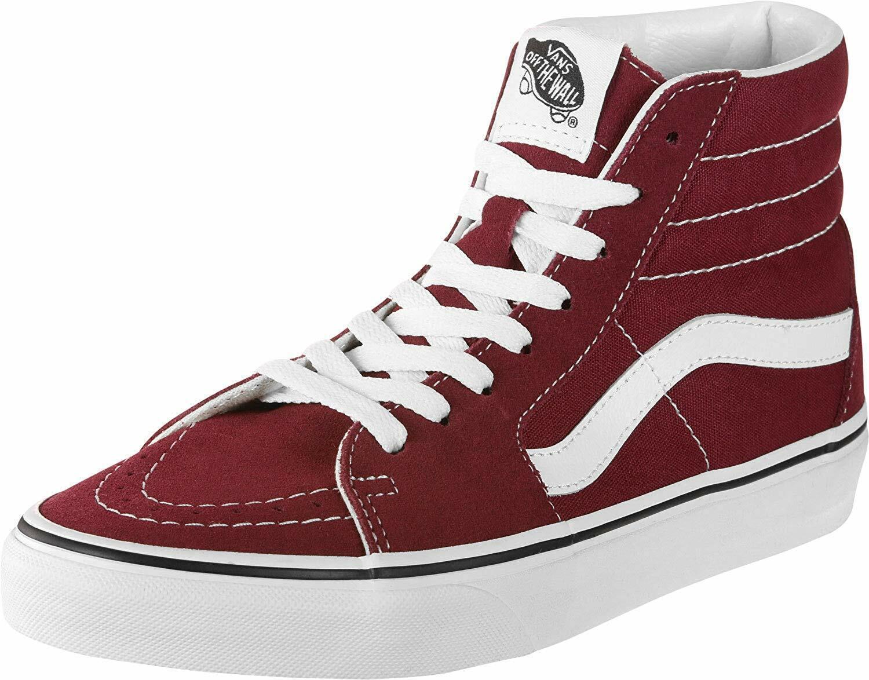 Vans SK8-Hi Rumba rojo True blanco (VN0A38GEVG4)