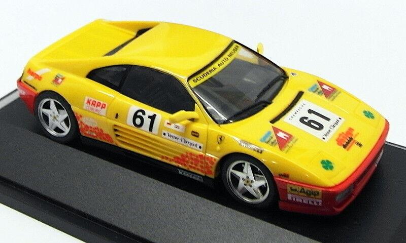 marchio famoso Herpa 1 43 Scale modello auto 51724 - - - Ferrari 348 tb  61 Klaus Greif  servizio premuroso
