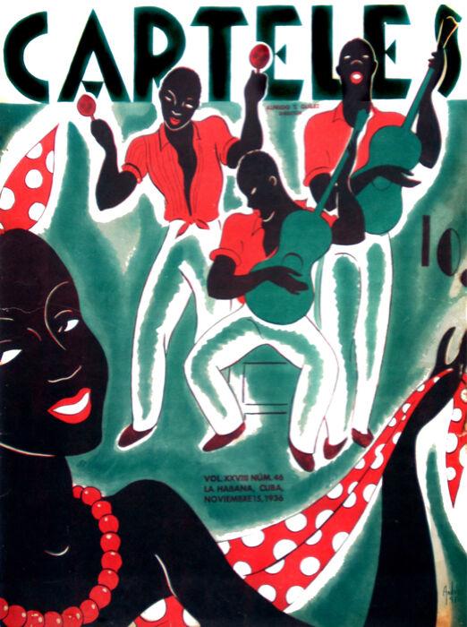359.Quality poster print Salsa group playing music.Dancing  Room Home interior