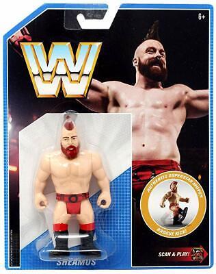 WWE SHEAMUS THE BAR RETRO APP MATTEL SERIES 7 WRESTLING ACTION FIGURE BASIC NXT