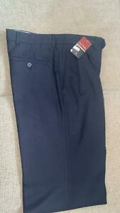 Pantalon De Vestir Pierre Cardin 45 Lana Nuevo A Estrenar Talla 42 Color Negro Ebay