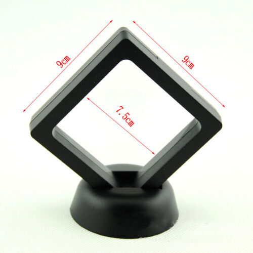 10Pcs//Set 3D Floating Frame Shadow Box Jewellery Display Picture Frame Box