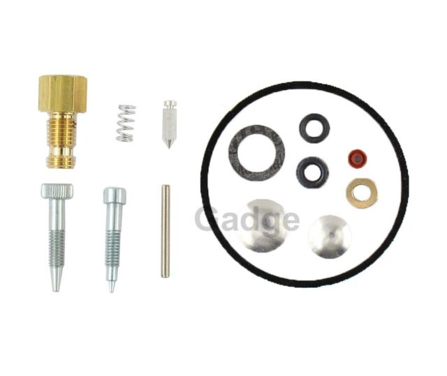Carburetor Rebuild Kit For Teseh 31840 Sears Craftsman Mtd Mowers Snowers