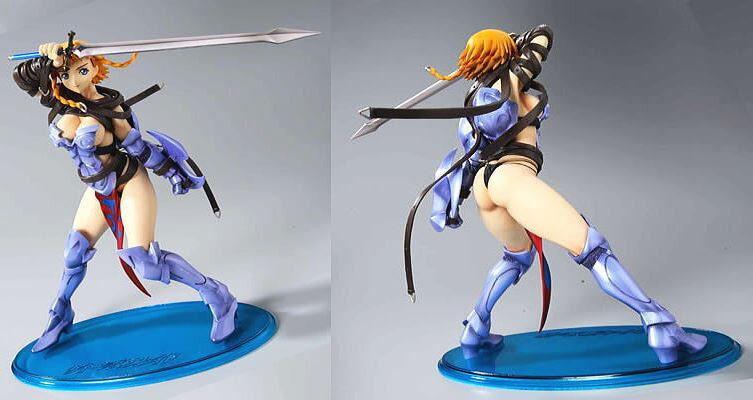 Queens Blade Hobby Japan Excellent  Model Core Reina P-1 PVC Figure  livraison gratuite