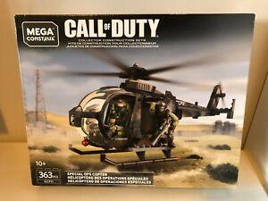 Mega Construx Call Of Duty Special Ops Copter GCP11 New