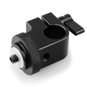 SMALLRIG-Single-15mm-Rod-clamp-1-4-034-for-Support-Rail-Rig-add-monitor-860