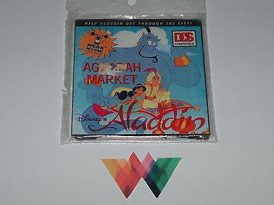 """ALADDIN AGRABAH MARKET VINTAGE 3.5"""" PC COMPUTER GAME IBM 3 1/2"""" SHAREWARE NEW"""