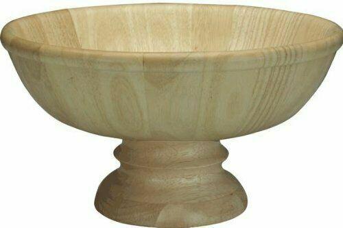 30x14x14 Natural Wood Apollo Housewares Rubberwood Banana Tree