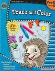 Trace and Color, Grade PreK-K by Teacher Created Resources (Paperback / softback)
