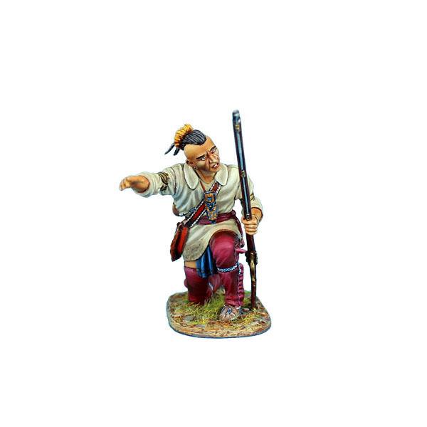 Awi083. Primer Ejército Indio del bosque, apunte.