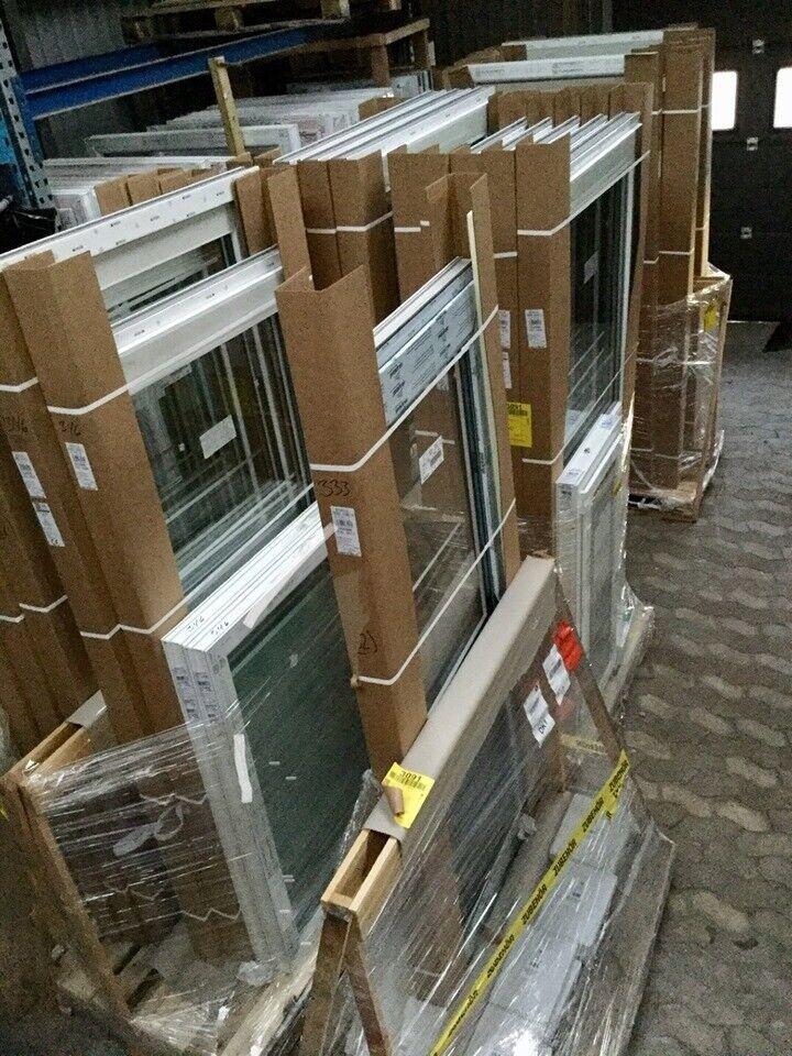 Fabriksnye døre og vinduer
